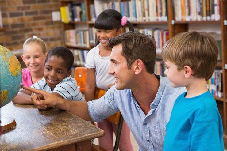 overseas teacher jobs