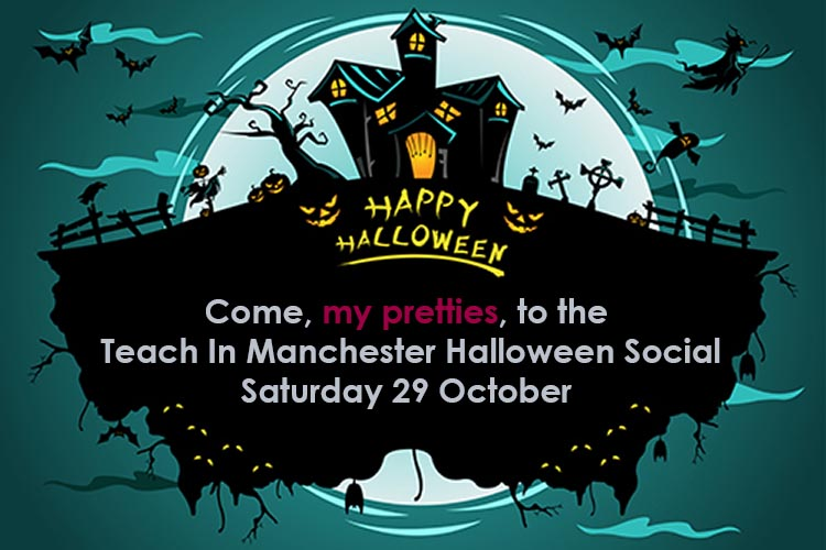 international teachers manchester halloween party