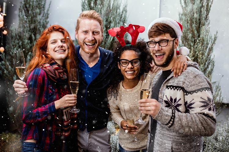 Teach In London Christmas Party