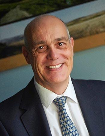 Mike Jones is recruiting teachers for Buckinghamshire, UK