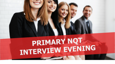 Primary NQT Interview Evening – West Midlands